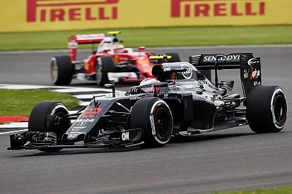 McLaren - Notre châssis est désormais au niveau de Ferrari