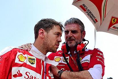 """Chefe da Ferrari reclama: """"deixem-nos trabalhar em paz"""""""