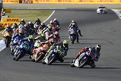Voici les 23 pilotes MotoGP de la saison 2017