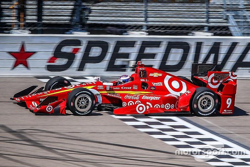 Target ne sera plus le sponsor de Ganassi en IndyCar