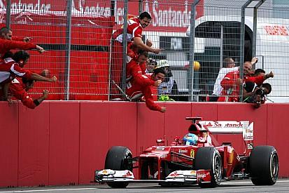 Ferrari chega a GP onde ostenta recorde histórico na F1