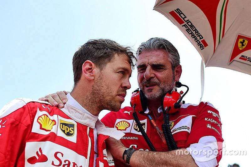 El jefe de Ferrari exige que los dejen trabajar en paz