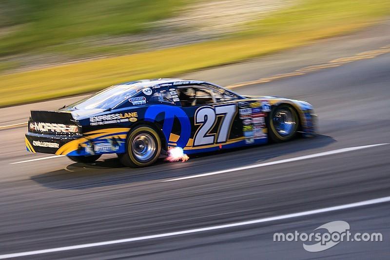 Andrew Ranger en pole pour la course NASCAR Pinty's à Saskatoon