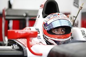 FIA F2 Noticias de última hora Binder por Canamasas en Alemania en la GP2