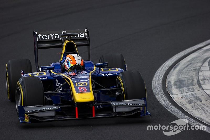 Lynn va quitter le GP2 à la fin de la saison