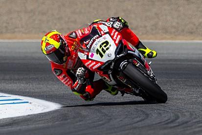 Xavi Fores soddisfatto della due giorni di test al Lausitzring