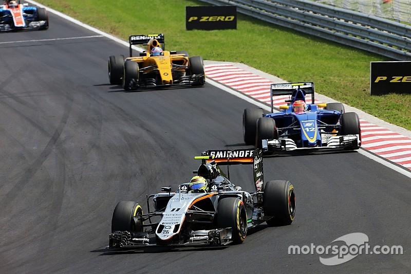 Nach Kritik an Max Verstappen: Sergio Perez fordert Klarheit über das Reglement