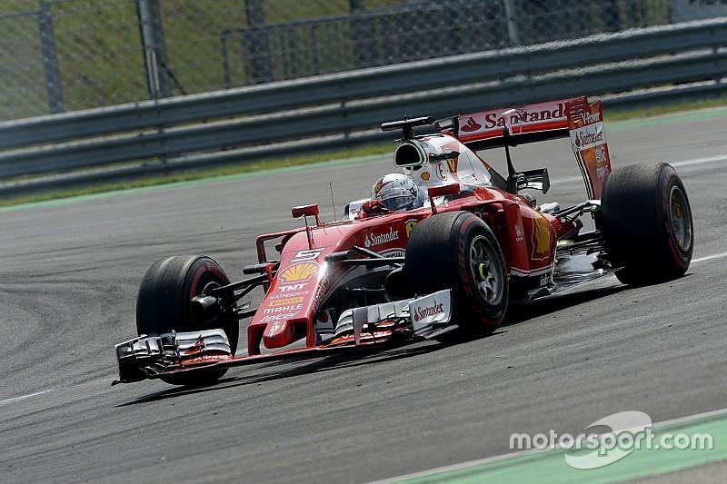 Sebastian Vettel: Ferrari ist nach dem Abschied von James Allison in guten Händen