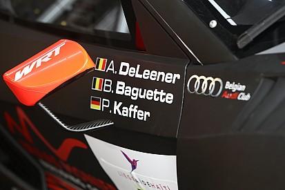 Spa, Bertrand Baguette per Peter Kox sull'Audi R8