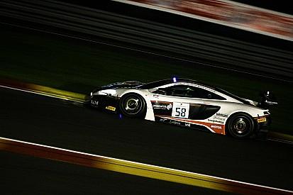 24h Spa: Bestzeiten für McLaren und Mercedes im Qualifying