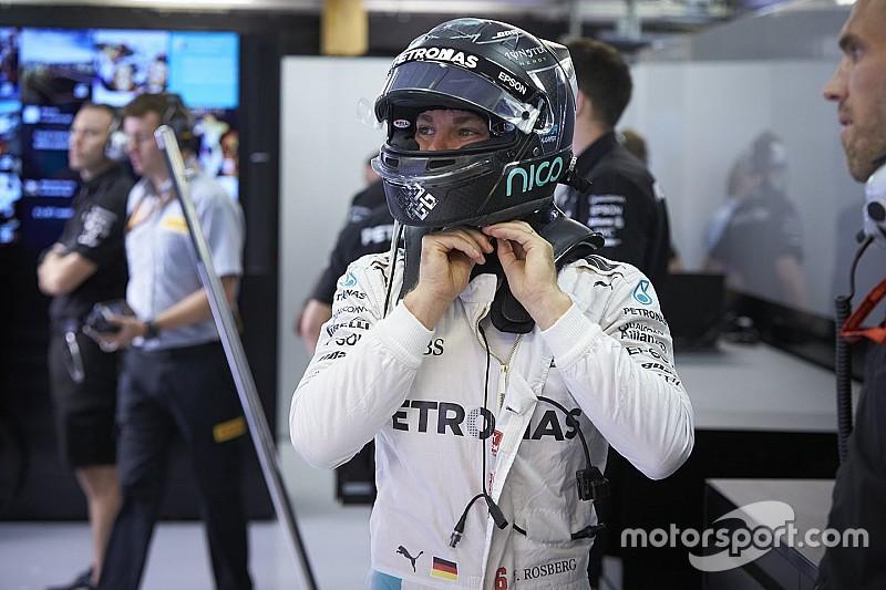 Vencedor em 2014, Rosberg lidera primeiro treino na Alemanha