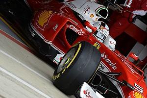 Formel 1 News Sebastian Vettel testet als erster Formel-1-Fahrer die Pirelli-Reifen für 2017