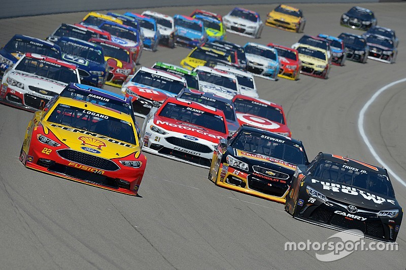 NASCAR: Dritter Renneinsatz für Low-Downforce-Package 2.0 steht