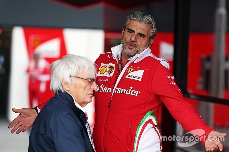 Ferrari, Mercedes e Red Bull da Ecclestone contro Whiting!