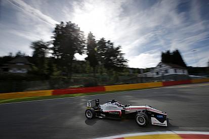 F3 Spa: Russell domineert droge tweede race
