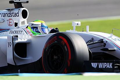 """Massa define sexta-feira na Alemanha como """"muito difícil"""""""