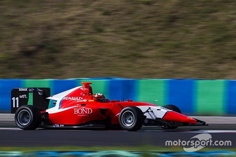 Aitken precede Leclerc nelle libere, ma terzo c'è Fuoco