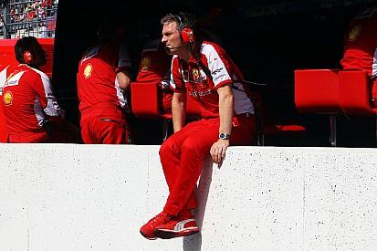 Clear: Ferrari will miss Allison's talents