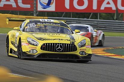 Mercedes verrouille les six premières places sur la grille à Spa !