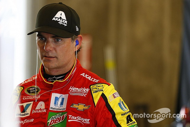 ¿Jeff Gordon correrá en el Glen?