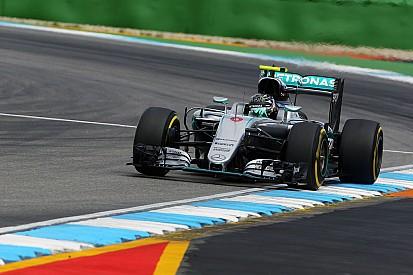 Almanya GP: Pole pozisyonu Nico Rosberg'in