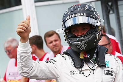Pole, Rosberg diz que poderia ser ainda mais rápido