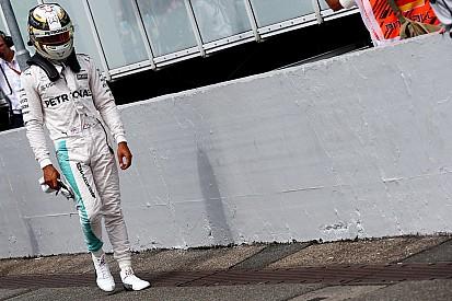 Hamilton: Son turum yeterince iyi değildi