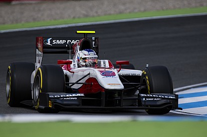 GP2 Hockenheim: Sirotkin imponerend naar zege ondanks twee pitstops