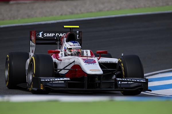 GP2 in Deutschland: Sergey Sirotkin siegt trotz zwei Boxenstopps
