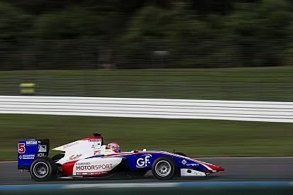 GP3 Hockenheim: Tweede plaats Nyck de Vries, Fuoco wint