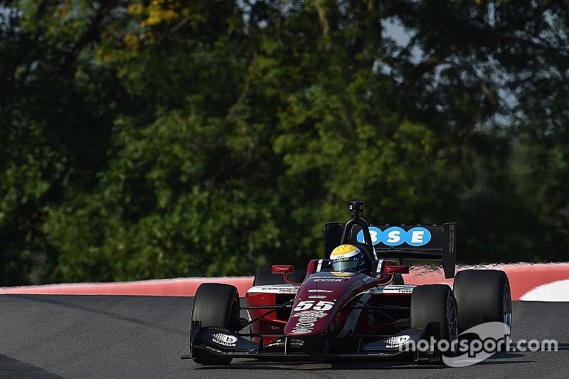 Santiago Urrutia in pole per Gara 1 a Mid-Ohio