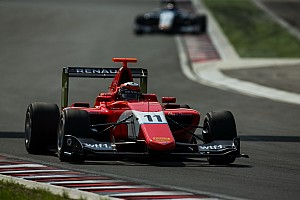 GP3 Репортаж з практики GP3 у Хоккенхаймі: Ейткен найшвидший у вільній практиці