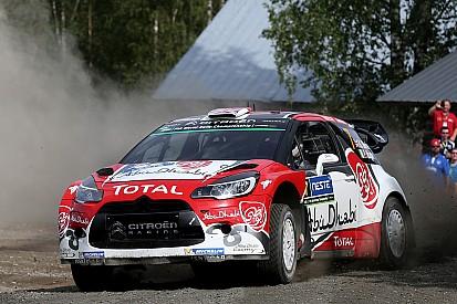 WRC Finlandiya: Meeke Cumartesi gününü 41 saniye farkla kapattı