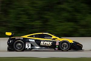 Parente extiende su liderato en clase GT en Mid-Ohio