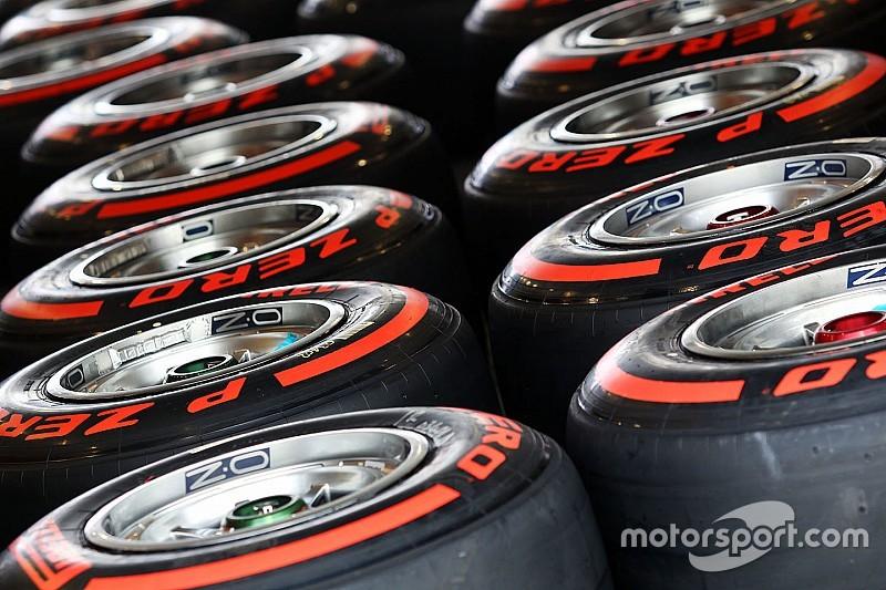 Teams laten Pirelli banden voor eerste Grands Prix 2017 bepalen