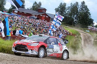 ES24 - Kris Meeke remporte le Rallye de Finlande !