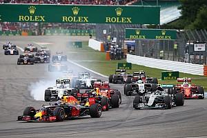 Formel 1 Ergebnisse Formel 1 in Hockenheim: Das Rennergebnis in Bildern