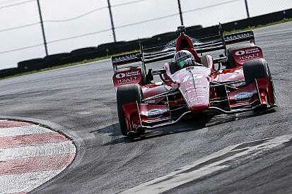 La grille de départ du Honda Indy 200 à Mid-Ohio