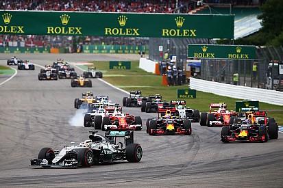 Course - Hamilton dompte un Rosberg absent à domicile