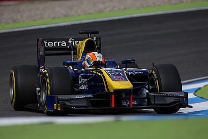 GP2 in Deutschland: Sieg für Alex Lynn, Sergey Sirotkin neuer Führender