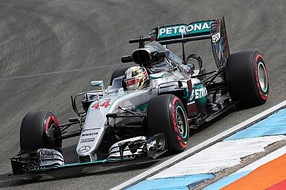 6 succès en 7 courses et 19 points de marge pour Hamilton
