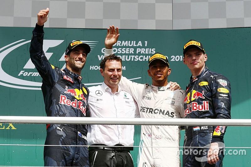 Almanya GP: Yaz arasına Hamilton galibiyetle giriyor