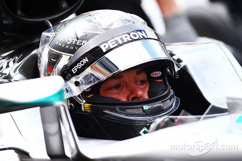 Rosberg, un mauvais Grand Prix qu'il mettra du temps à oublier