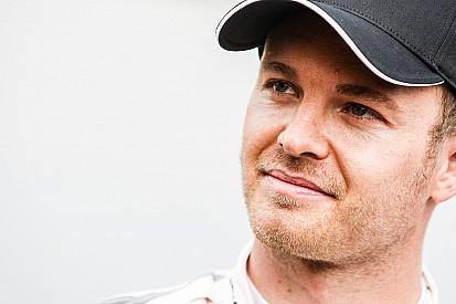 Rosberg: Başım dertte değil