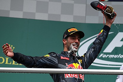 Ricciardo: ritmo de supermacios foi vantagem ante Max