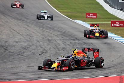 """Verstappen defende punição a Rosberg: """"teríamos batido"""""""
