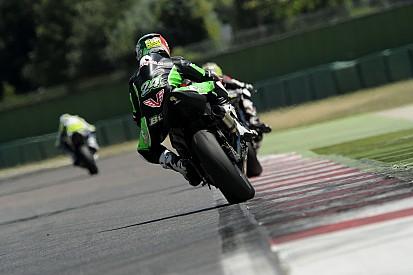 Marco Bussolotti si impone in Gara 2 a Misano