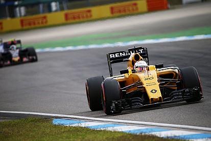 Renault échoue dans sa quête des points en Allemagne