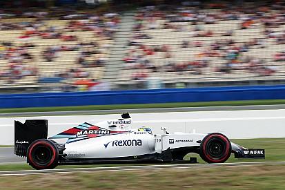 Massa fica 4 GPs sem pontuar pela primeira vez desde 2009