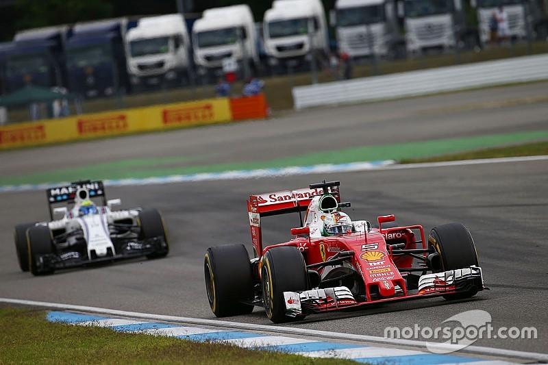 Vettel: Strateji kararı benim hatamdı